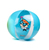 Sedex factory eco-friendly hot sale customized cartoon printing water pvc kids play beach monster inflatable ball