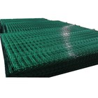 Security Garden green pvc 3d Wire Mesh Fence