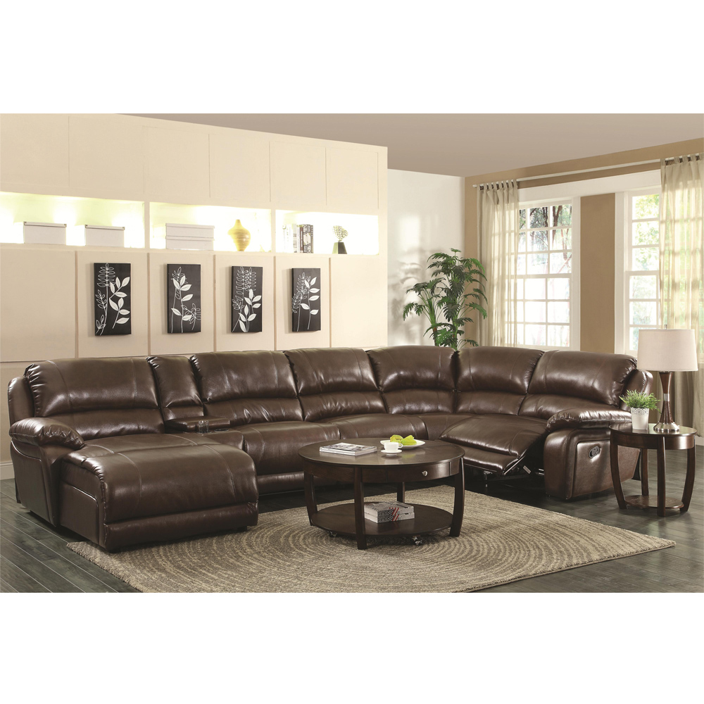 Frank Furniture Antique Style Leather Recliner Sofa Sectional With Chaise  Customized Sofa - Buy Sofa,Sectional Sofa,Sofa Sectional Product on ...