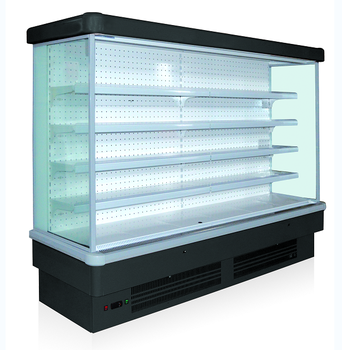 Refrigerated Produce Display Cabinet cooler fridge LFG-H intergrated
