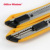 Sliding blade and snap off box cutter utility knife High quality custom paper cutter knife tool knife with logo