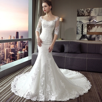 Youtube Hot Sale Bride Gown Embroidery Lace Fabric Mermaid Muslim Wedding Dress Sexy Trumpet Sweetheart Wedding Dresses Buy Sexy Trumpet Sweetheart Wedding Dresses Embroidery Lace Fabric Mermaid Muslim Wedding Dress Bride Gown Embroidery,Wedding Makeup Looks For Red Dress