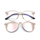 Myopic Optical Frame China Supplier Good Quality Spectacle Clip On Sunglasses