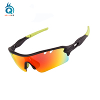 New sale cycling eyewear glasses PC lens oem mens polarized sports sunglasses