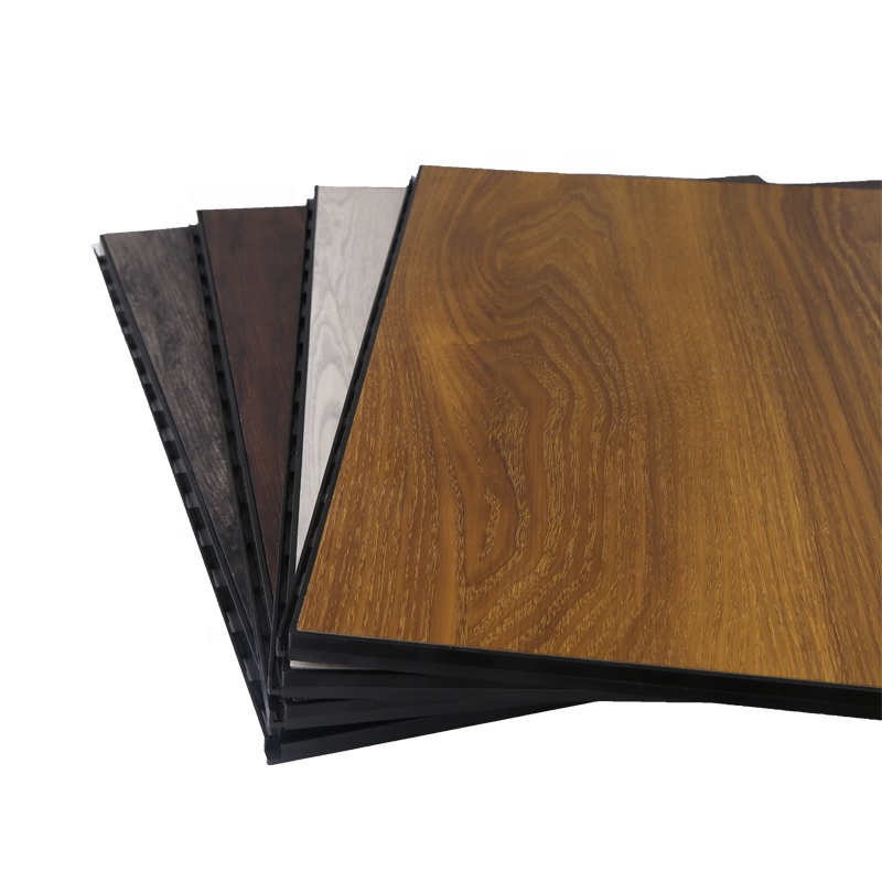 New portable wooden like seamless vinyl dance floor