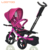 New 2019 three wheel pedal car child tricycle bike baby