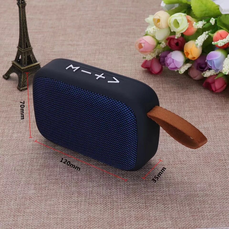 G2 Fabric Portable Wireless Speaker Bluetooths Speaker