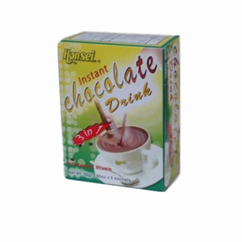 Honsei New Product 3 in 1 Hot Slimming Chocolate Drink