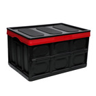 home car trunk collapsible foldable plastic organizer storage box