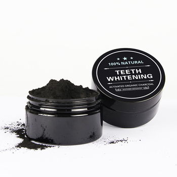 Private Label Natural Fine Mint Flavor Coconut Activated Charcoal Food Grade Teeth Whitening Coal powder
