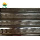 diamond mesh lath/galvanized wire lath/stucco lath mesh
