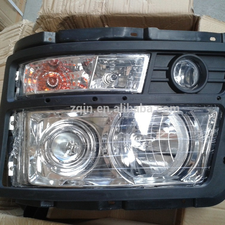 Shacman F3000 Tractor Cabin Parts Body Parts Front Head Lamp