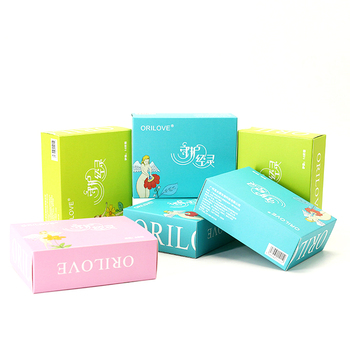 Sanitary Pad Packaging