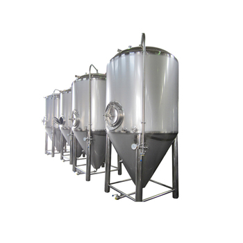 DYE Conical Stainless Steel Fermenter Tank Beer Fermenting Equipment for Sale