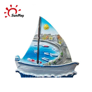 High quality 3d resin fridge magnet for tourist souvenirs gifts