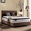 Comfort rest topper super single twin double queen king size goat foam spring bed mattress