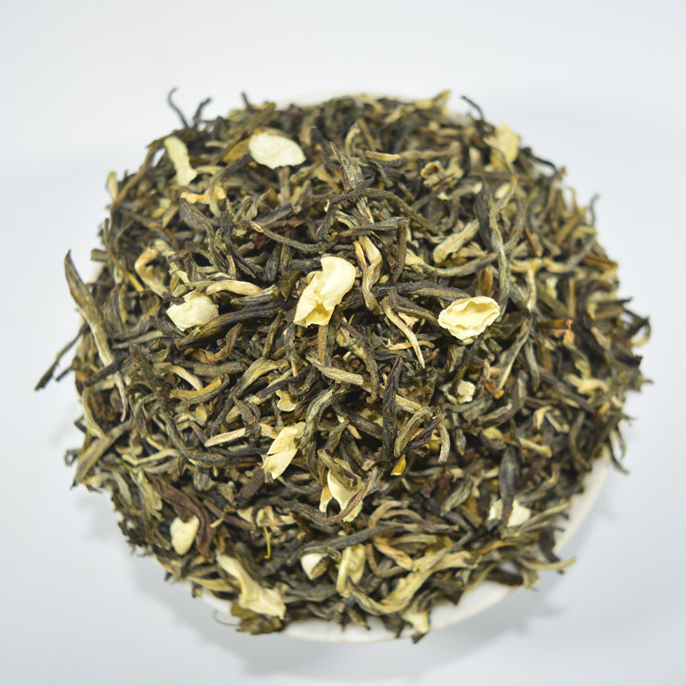 Strong natural fragrance Jasmine green tea for sale Chinese dried jasmine flowers for tea - 4uTea | 4uTea.com