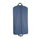 man's carry on garment travel bag no minimum custom luxury breathable coat suit cover