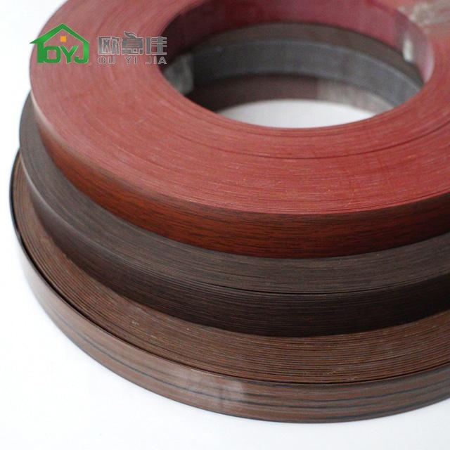 22mm Melamina Pre Pegado hierro en cinta//EDGE bandas tira de Borde