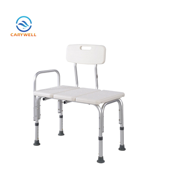 Health Care Supplies Bath Shower Tub Transfer Bench For The Elderly