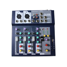 721042 4 kanaals 15 watt mini professionele analoge pa DJ sound <span class=keywords><strong>audio</strong></span> mixer met USB <span class=keywords><strong>interface</strong></span> voor <span class=keywords><strong>studio</strong></span>, uitzending, bar etc