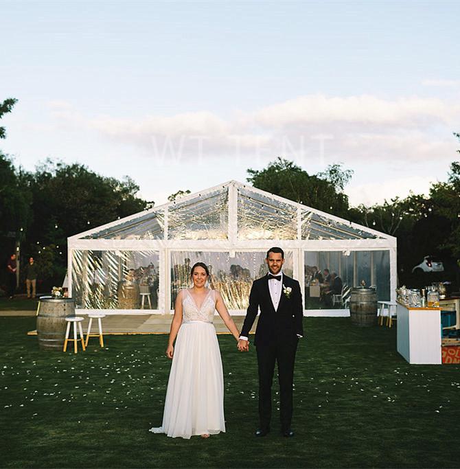 سرادق خيمة الحدث خيمة حفلات وزفاف مع pvc للبيع لأكثر 5000 الناس
