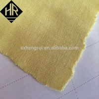 aramid knitting fabric for sale in shaoxing textile