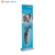 Retractable pull up banner stand for promotion advertising