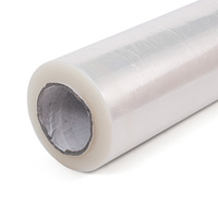 LLDPE High Quality Handle Stretch Film Use For Packaging Pallets