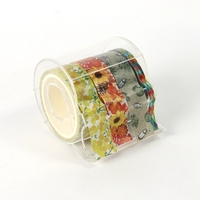 Custom printed washi tape dispenser buy wholesale direct from china