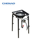 Detachable Legs BBQ Portable Gas Grill Outdoor Big Burner Stove Camping Gas Cooker