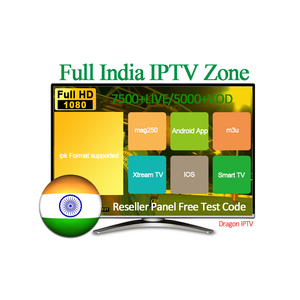 South Indian IPTV Channel Code VOD India IPTV Hindi Channels INDHD Code 1  Year india iptv