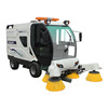 New Style automatic commercial Smart Ride-on street sweeper / road sweeping machine