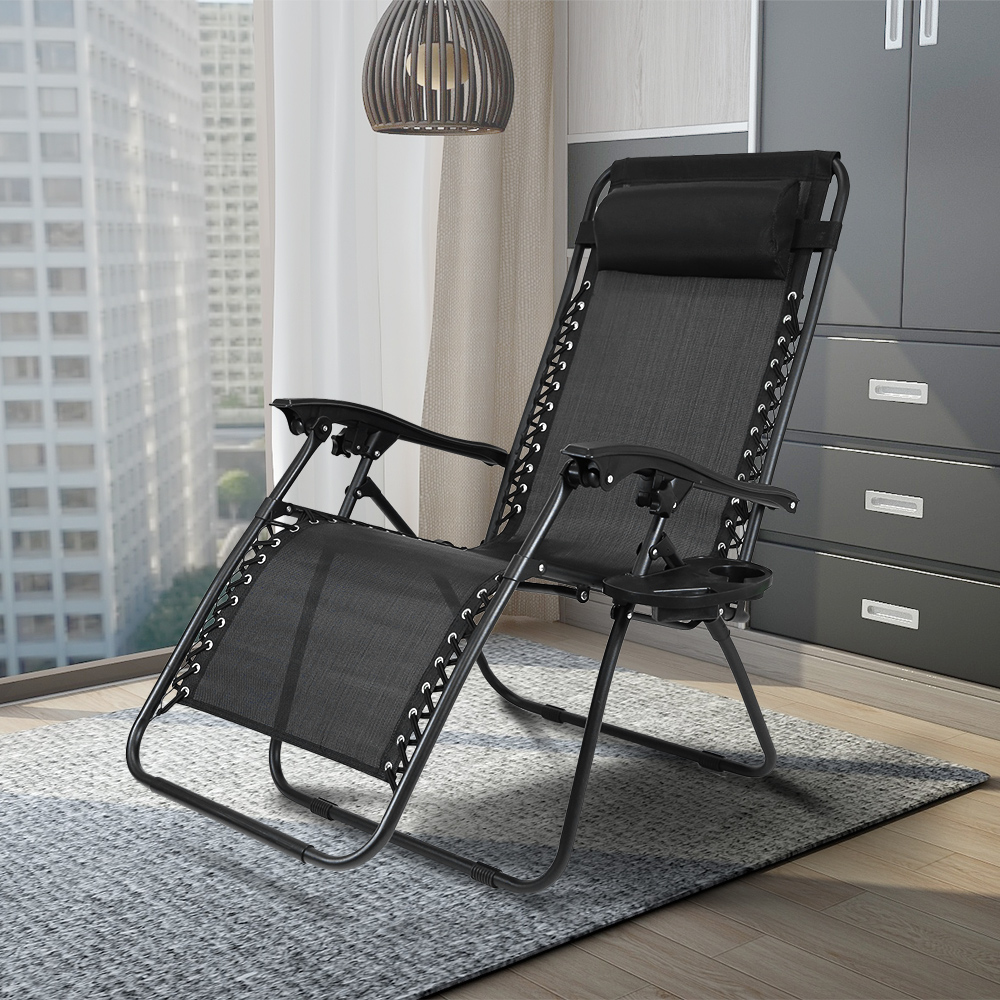 Sports Infinity Oversized Zero Gravity Chair Adjustable Reclining Camping Chair/office nap chair