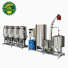 Stainless steel 100 liter small beer brewery equipment, making machine price from China manufacturer