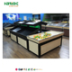 supermarket Vegetable Rack/Fruit stand/fruit display with good quality