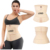 Lover-Beauty High Quality Double Control Body Slimming Zipper 7 Steel Boned Waist Trainer Corset Shapers