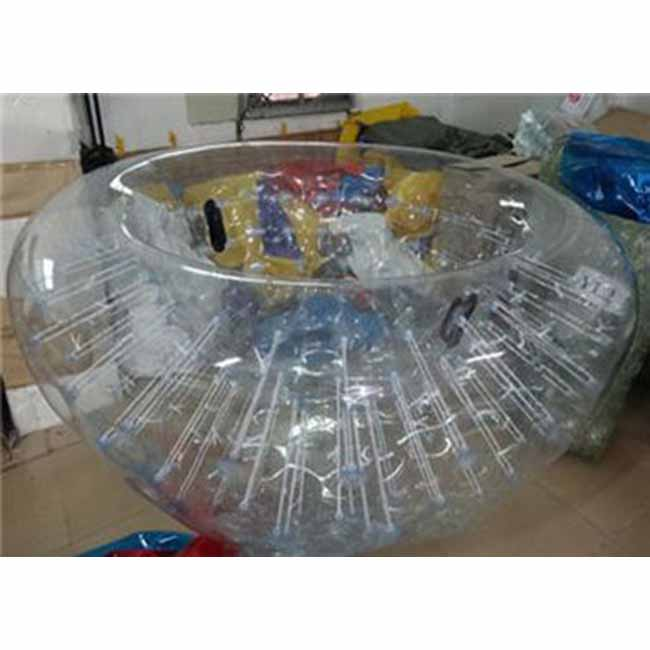 outdoor clear cocoon balls inflatable bubble human coconut balls