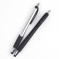 Nice price good quality for school&office use can custom logo business promotion gift stylus touch screen ball pen
