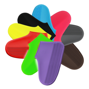 Durable Elastic Silicone Waterproof Shoe Cover for Rain