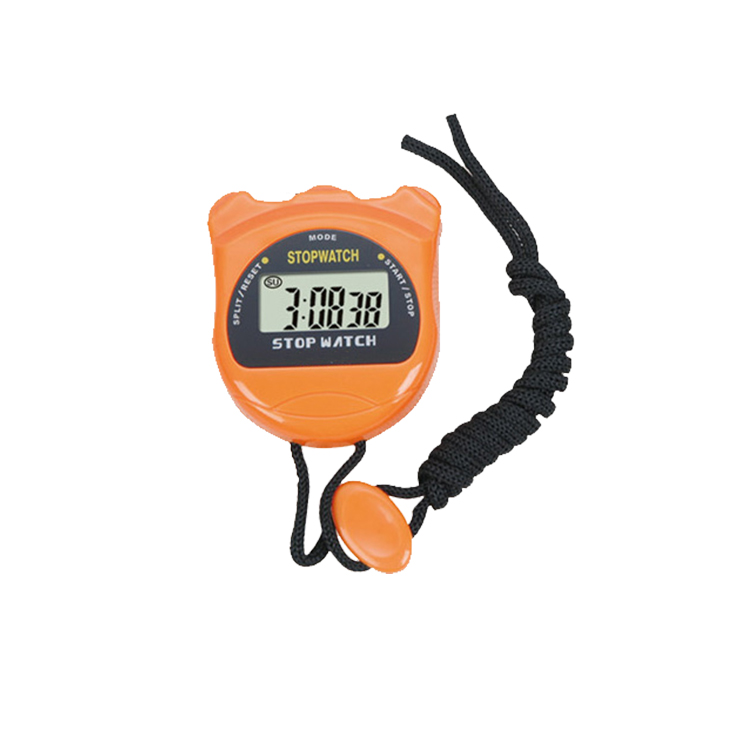 Groot Lcd-scherm Digitale sport timer Chronometer stopwatch