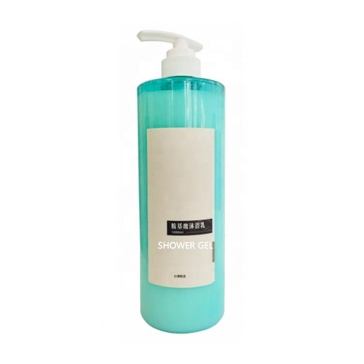 natural oem unscented gel no rinse body wash
