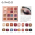 O.TWO.O Brand 16 colors matte and shiny eye shadow palette