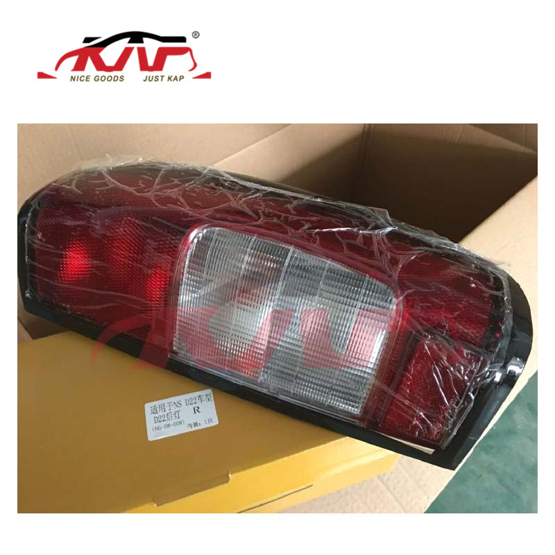 For Nissan D22 Tail Lamp R26550-2s425 L26555-2s425 26521-2s400 Nissan Car Led Taillights