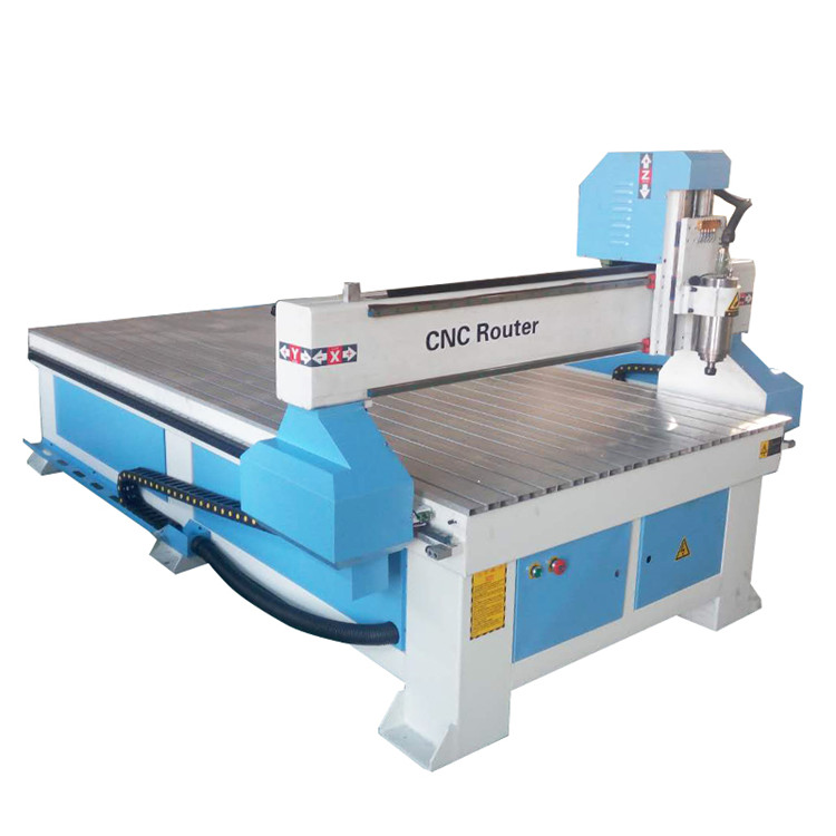 Factory Supply 4 As Hout CNC Router Graveur Machine Houtsnijwerk CNC Router