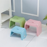 Plastic Material and Home Stool & Ottoman step stool for kids