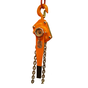 "6 Ton Lever Block Hoist Lift Puller Ratchet 100"" Chain"
