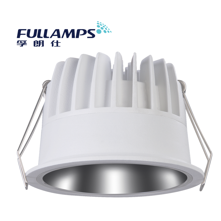 aluminum led recessed downlight  10w 20w 30W 40w  COB ceiling light recessed down light
