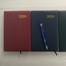 Kalender <span class=keywords><strong>2020</strong></span> PU <span class=keywords><strong>leder</strong></span> abdeckung business büro notebook <span class=keywords><strong>agenda</strong></span> <span class=keywords><strong>2020</strong></span> hard cover notebook
