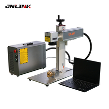 Draagbare fiber laser-markering <span class=keywords><strong>machine</strong></span> <span class=keywords><strong>50</strong></span> w